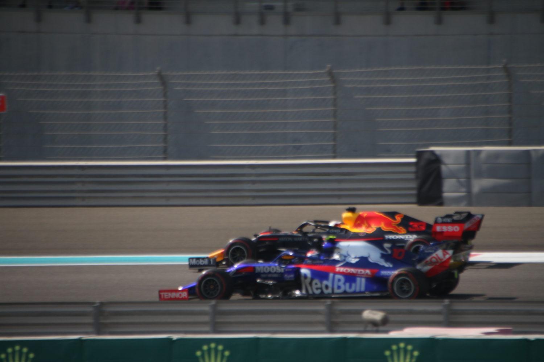 Grand Prix F1 Abu Dhabi