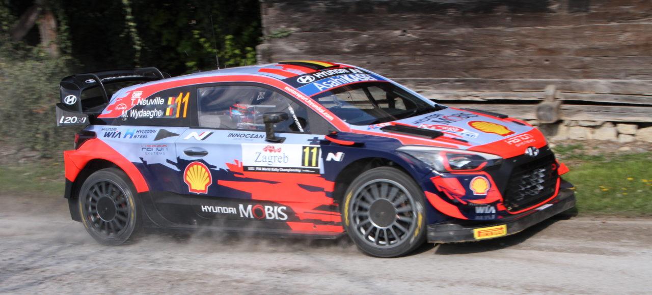 Rallye de Belgique