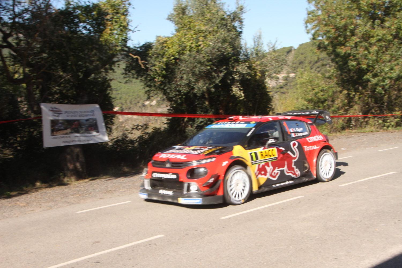Rallye WRC Espagne