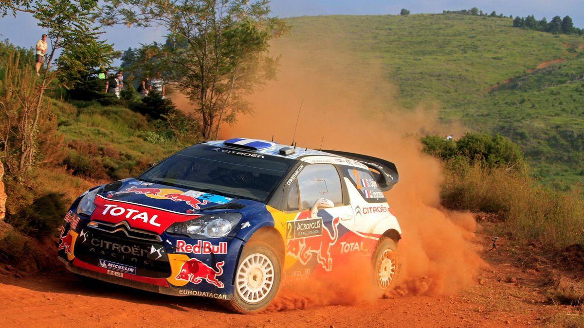 Rallye WRC Grèce
