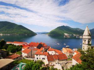 Monténégro : Baie de Kotor