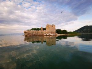 Monténégro : Lac Skadar