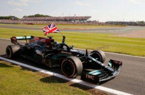 Grand prix de formule 1 d'Angleterre